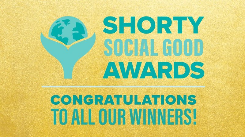 Announcing the winners of the Shorty Social Good Awards