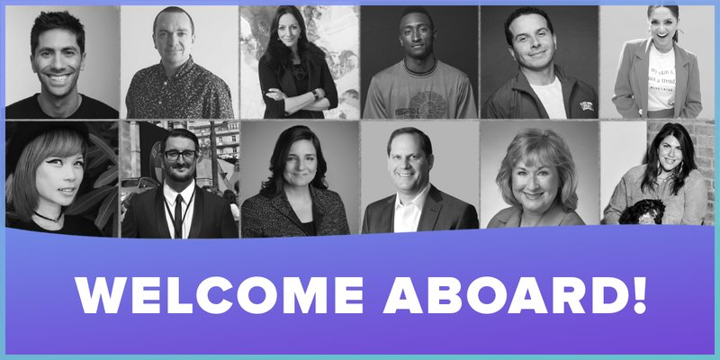 New Real Time Academy Members - January 2019