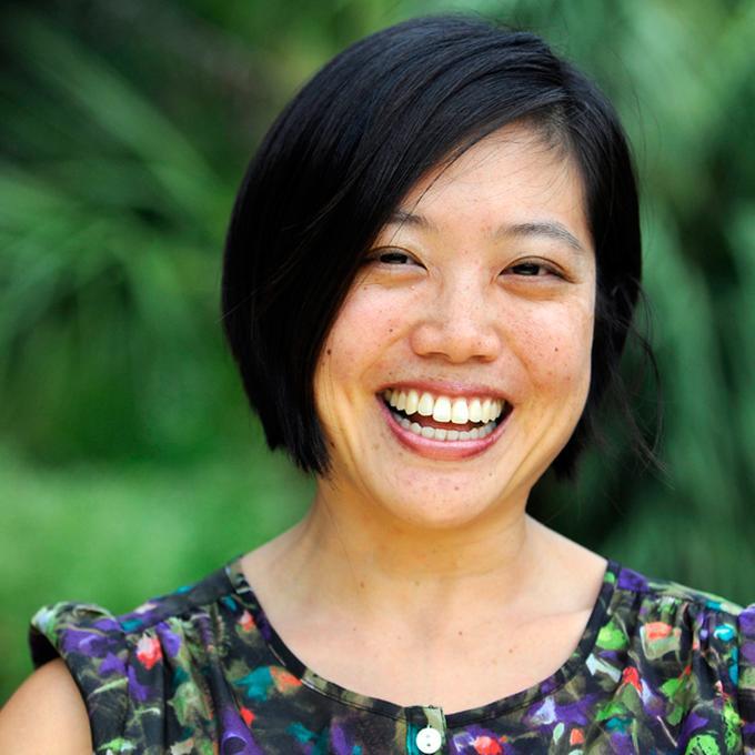 Photo of Andrea Chen