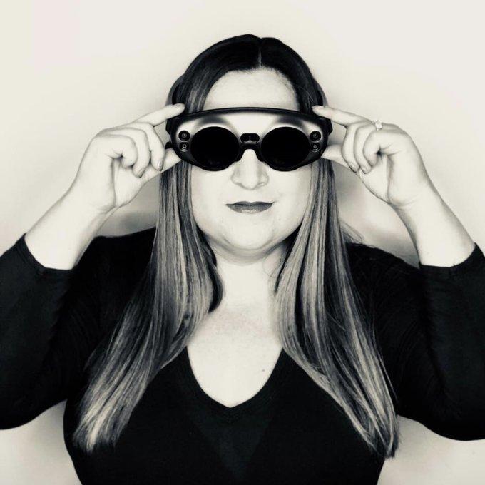 Photo of Cathy Hackl