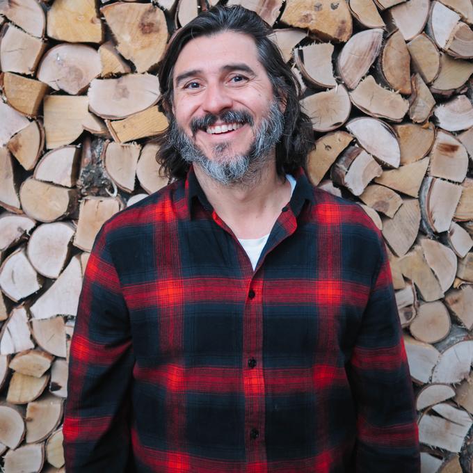"""Photo of Horacio """"Chacho"""" Puebla"""