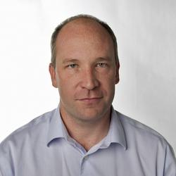 Photo of David Walmsley