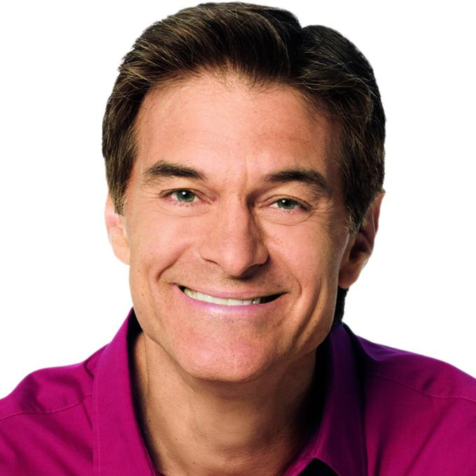 Photo of Dr. Mehmet Oz