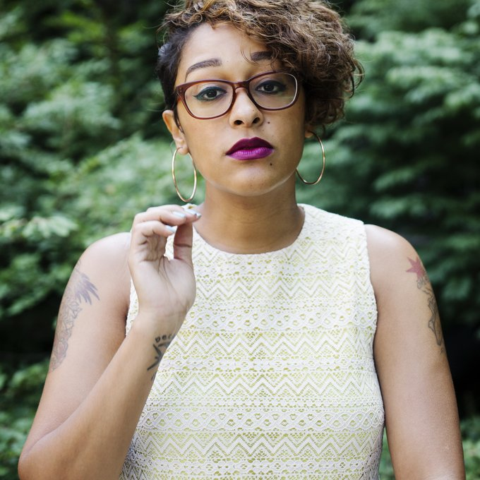 Photo of Eve Ewing