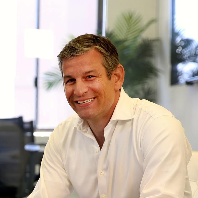 Photo of Jeff Rosenblum