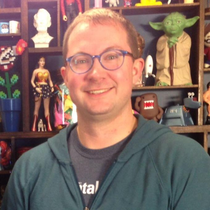 Photo of Jason English