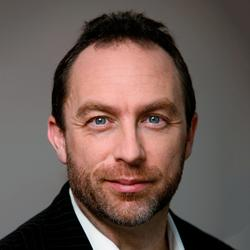 Photo of Jimmy Wales
