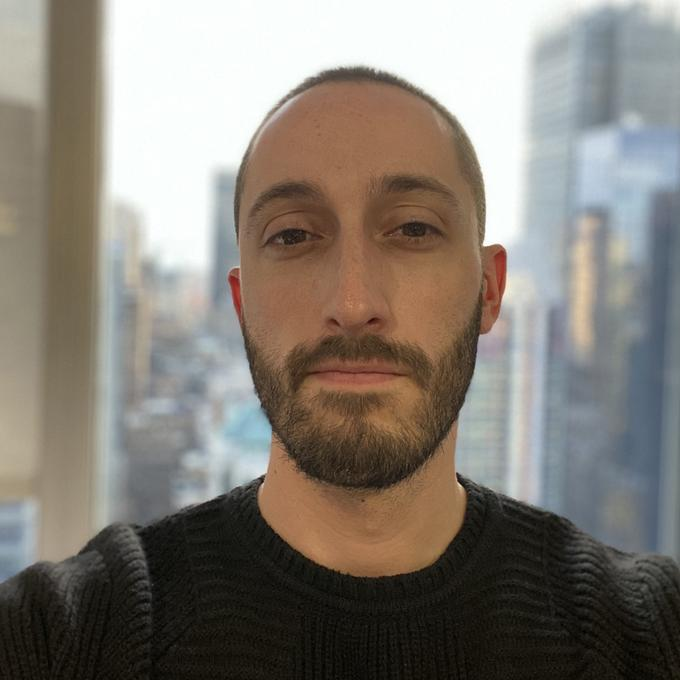 Photo of Jon Frederick