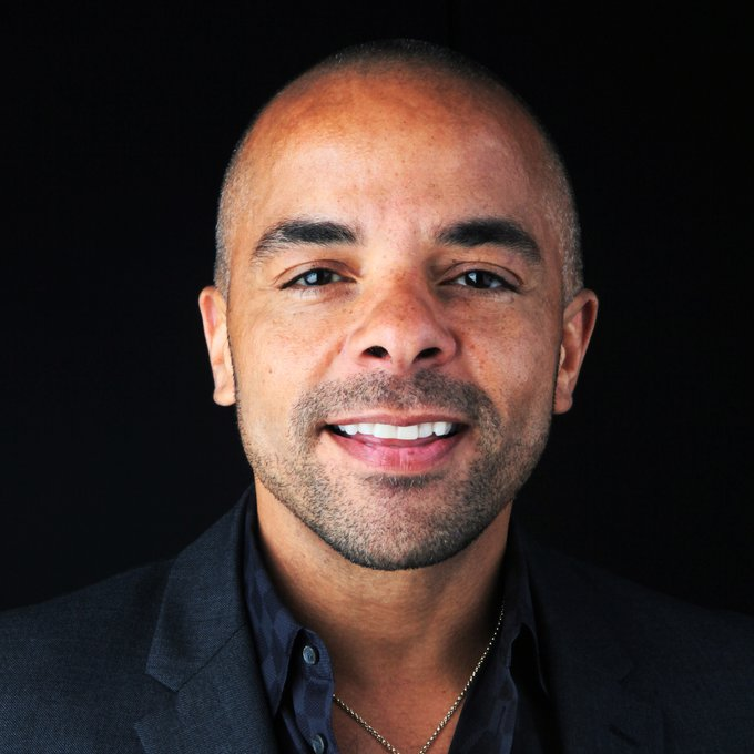 Photo of Jonathan Mildenhall