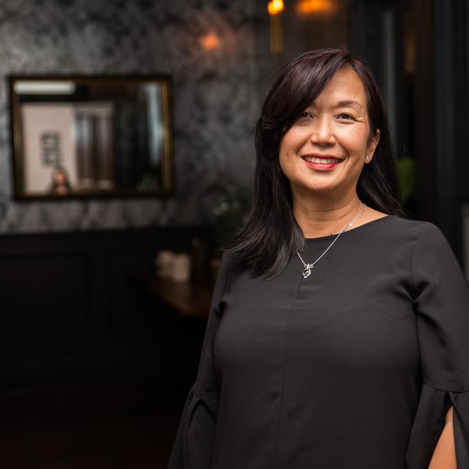 Photo of Karen S. Chong