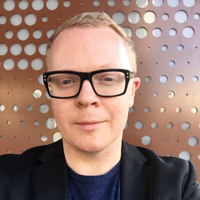 Photo of Magnus Gylje