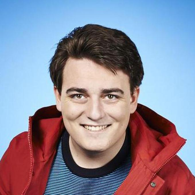 Photo of Palmer Luckey