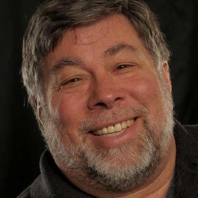 Photo of Steve Wozniack