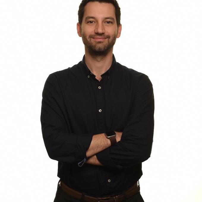 Photo of Tom Di Sapia