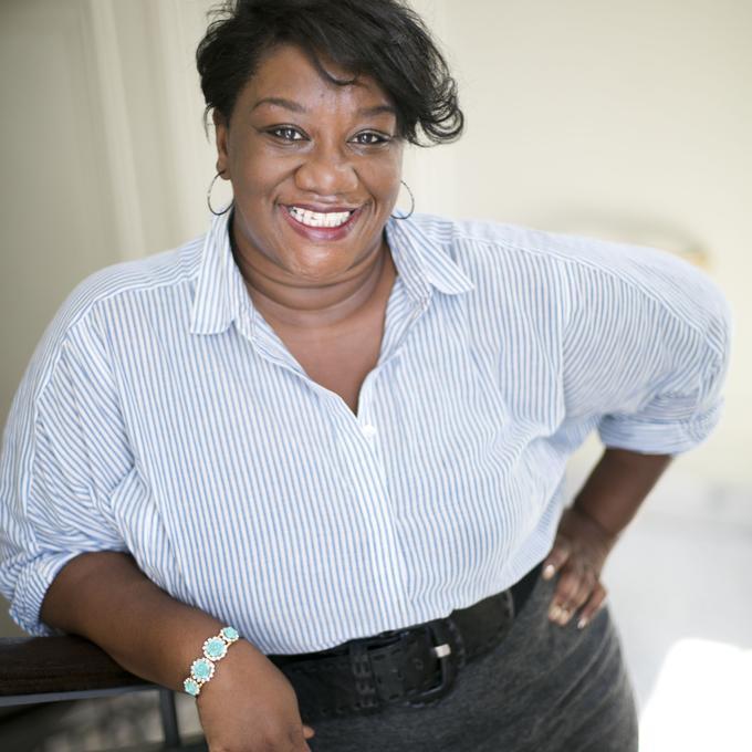 Photo of Tressie McMillan Cottom