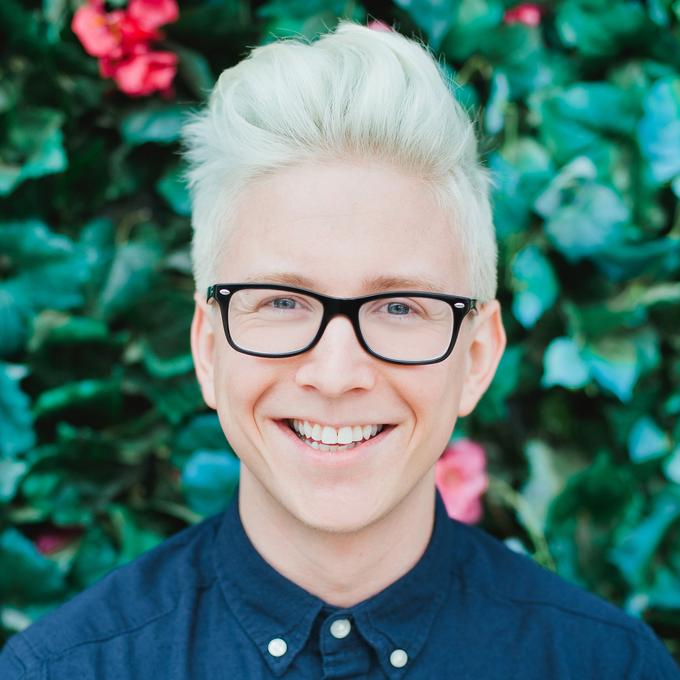 Photo of Tyler Oakley