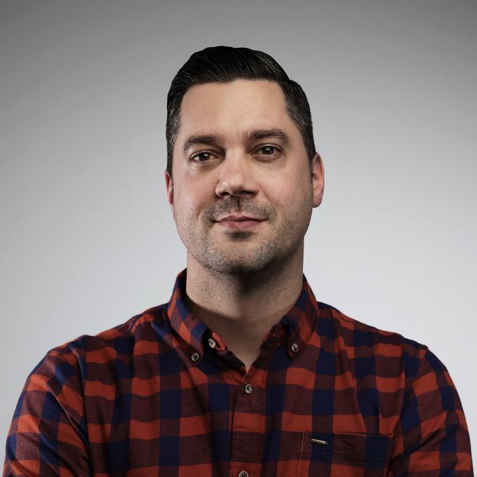 Photo of Jared Kozel